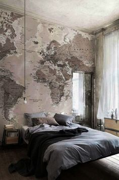 Superb Highway To Hell   Untitled No We Heart It  ... Travel Room DecorTravel  BedroomTravel Themed ...