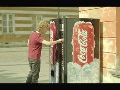 """Coca Cola """"EURO 2012 Ukraine/Poland"""" by Radioaktive Film. Director: Volstok  #pubblicità"""