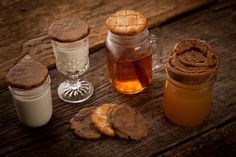 Top It Off: Edible Garnishes for warm drinks
