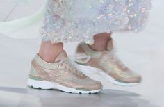 Chanel Haute Couture SS 2014 - Couture sneakers