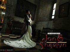 Jon + Sherlyn's Dungeons & Dragons Adventure