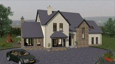 ICYMI: two story house designs ireland - Modern House Plans Online, New House Plans, Modern House Plans, Modern Houses, House Designs Ireland, Cool House Designs, Modern House Design, House Ireland, Online Home Design