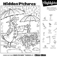 Hidden Picture Puzzle Pdf – All The Shops Online Free Printable Puzzles, Printable Activities For Kids, Fun Worksheets, Kindergarten Activities, Fun Activities, Childrens Word Search, Hidden Pictures Printables, Highlights Hidden Pictures, Hidden Picture Puzzles