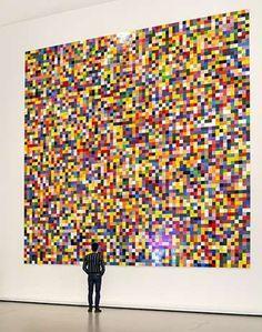 Gerhard Richter, Edouard Manet, Pierre Auguste Renoir, Tableaux Vivants, Robert Motherwell, Francis Bacon, Camille Pissarro, Paul Cezanne, Mark Rothko