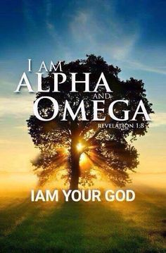 Jesus Christ is the Alpha and Omega! Scripture Verses, Bible Verses Quotes, Bible Scriptures, La Sainte Bible, Revelation 1, Foto Art, Jesus Is Lord, Faith In God, God Is Good