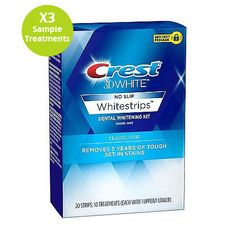 Crest White Classic Vivid Whitestrips Dental Whitening Kit 20 Strips Ex 889714000557 Charcoal Teeth Whitening, Natural Teeth Whitening, Whitening Kit, Teeth Whiting At Home, Routine, Crest 3d White, Teeth Bleaching, Stained Teeth, Dental Teeth