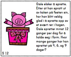 Skjermbilde 2015-09-06 kl. 11.29.02 Word Problems, Runes, Education, Math, Words, School, Math Resources, Onderwijs, Learning