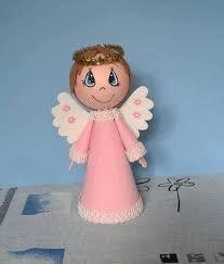 Resultado de imagen para angel de fomi termoformado