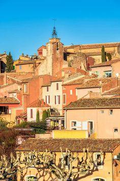 Roussillon, Vaucluse... Photo: Jean-Louis Milliat Photographies