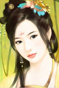 Ancient Chinese Beauty (557)