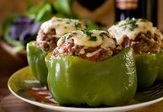 recetas con pimiento verde