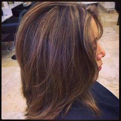 highlights lowlights toffee tone