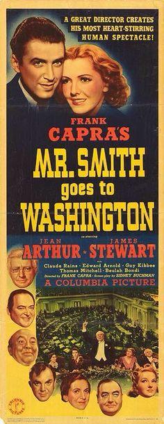 Mr. Smith Goes To Washington - 1939