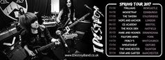 Becky Baldwin Bec Jevons: IDestroy UK tour this Spring! 2017   Becky BaldwinIDestroy on tour this Spring!  15/02 Trillians Newcastle IDestroy Grayce. and Creature at Trillians Newcastle  16/02 The Mousetrap Edinburgh Grrrl Crush #6: The IDestroy Valentine's Day Massacre  17/02 Stalybridge Tavern featuring 'The Venue'  04/03 Hope and Anchor London Before Victoria  IDestroy live in London  06/03 O2 Academy Bristol http://ift.tt/2kd9IgM  25/03 The Rock Den Hatfield Maverick iDestroy & Red Hawk…