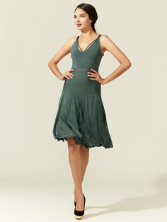 Zac Posen Perla Sleeveless Dress - this dress looks nice on.  Really fitted.