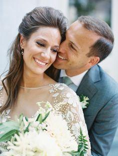 Love! http://www.stylemepretty.com/2016/11/15/industrial-chic-modern-dc-wedding/ Photography: Abby Jiu - http://www.abbyjiu.com/