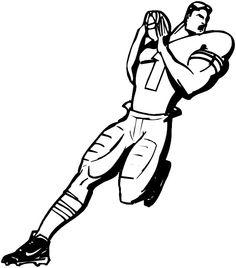 Desenhos para pintar Esportes 13