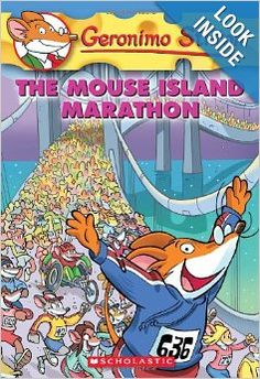 The Mouse Island Marathon (Geronimo Stilton, No. 30) Price:$5.71