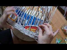 Мастерим сани из бумажной лозы: видеоурок - Ярмарка Мастеров - ручная работа, handmade