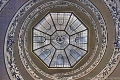 The views and sights are so amazing at Vatican City, here is another wonder, the Vatican skylight. Dream vacation calling. #monogramsvacation