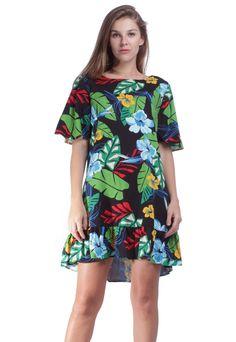 Vestido Curto Amazonia Vital Babados Secret Garden Preto Cold Shoulder Dress, 1, Dresses, Products, Fashion, Shoulder Dress, Ruffles, Low Cut Dresses, Maxi Dresses