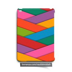 Colorful Stripes iPad Air Mini 2 3 4 Case Cover Abstract