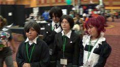 cosplay at the 2012 Saboten Con