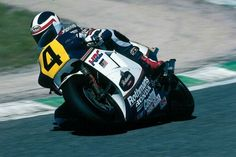 Fast Freddie Spencer honda nsr 500 Rothmans