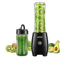"""Fruit blender"" portable fruit blenders Fruit Blender, Mini Blender, Portable Blender, Smoothie Mixer, Smoothie Fruit, Fruit Juice, Fruit And Vegetable Juicer, Vegetable Drinks, How To Make Smoothies"