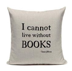I cannot live without books. https://www.etsy.com/ca/listing/561115747/luxurious-books-love-reading-books-throw?ref=shop_home_active_68