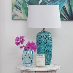 NF Living Lattice Table Lamp