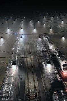 trains de nuit /  by Michael Knudsen