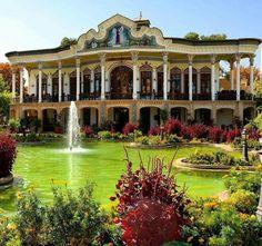 Shapouri mansion , Shiraz , Iran