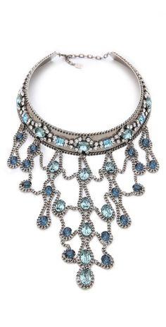 Dannijo Farrah Collar Necklace