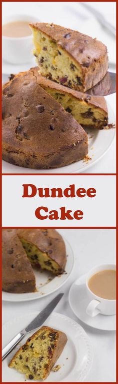 You'll love my Dundee cake. It's a lower calorie, lower fat version of the traditional Scottish fruit cake made with mixed fruit and a delicate light spice taste to tantalise the taste buds.