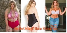 Everyone loves enjoy summer vacations on beach or swimming pool. But some women's don't enjoy beaches and pools they feel lack of confidence & shy because of their plus size body. Therefore McGrady gives the latest style of swimsuits for plus size females to look attractive & hot. These Swimsuits are unique and comfortable. It's not only swimsuit it gives you a shape, show your curves & increase your confidence. Now never be confused what to wear go with Hunter McGrady Plus Size Swimsuits…