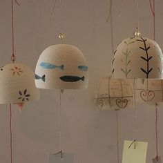 Rakuten: Handmade wind-bell of チリーン and the cool ♪ ceramics- Shopping Japanese products from Japan