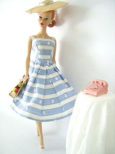 The Fashions of 1959 - Barbie Suburban Shopper