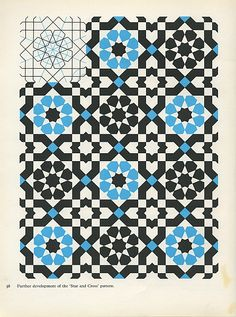 PIA 038 : Pattern in Islamic Art, David Wade | Pattern in Islamic Art