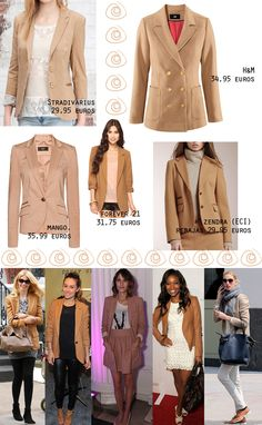 A simple blazer can transform an outfit in so many different ways.