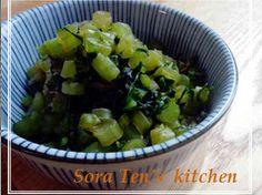 ごはんの友☆大根の葉(かぶの葉)の常備菜の画像