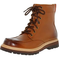 This Noxon boot is made from high-quality leather to create a powerful mix of comfort and durability. With the closed toe and manmade sole, you will be ready for anything from the hardest job to the easiest weekend.