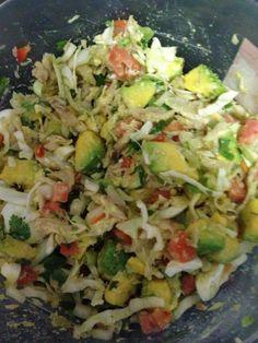 Puerto Rican gazpacho