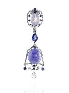Fer Forgé Etoile earrings