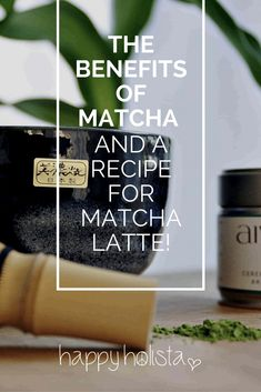 Are you wondering what the hype around matcha green tea is all about? Find out what the actual benefits are and get my favorite recipe for matcha latte! Matcha Ice Cream, Matcha Green Tea, Matcha Health Benefits, Iced Green Tea Latte, What Is Matcha, Matcha Latte Recipe, Detox Recipes, Vegan Recipes, Japanese Matcha