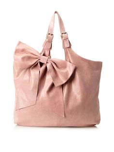 50% OFF RED Valentino Women s Bow Tote, Pink, One Size Valentino Women, ff73ee085f