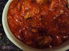 MAGRO EN TOMATE Receta tradicional y en olla rápida   ¡¡A COCINEAR!! Recetas valkicocina.com