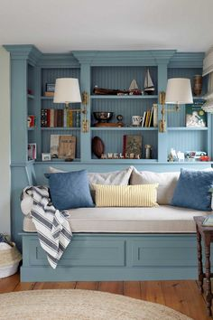 20 Cozy Reading Nook Ideas Where You Can Relaxing this Winter - The ART in LIFE