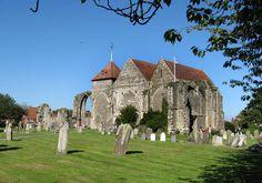 Church at Winchelsea