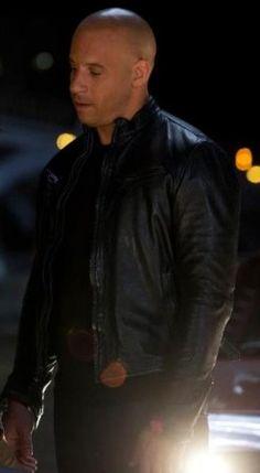 $189.00 - Fast And Furious 6 Vin Diesel Jacket
